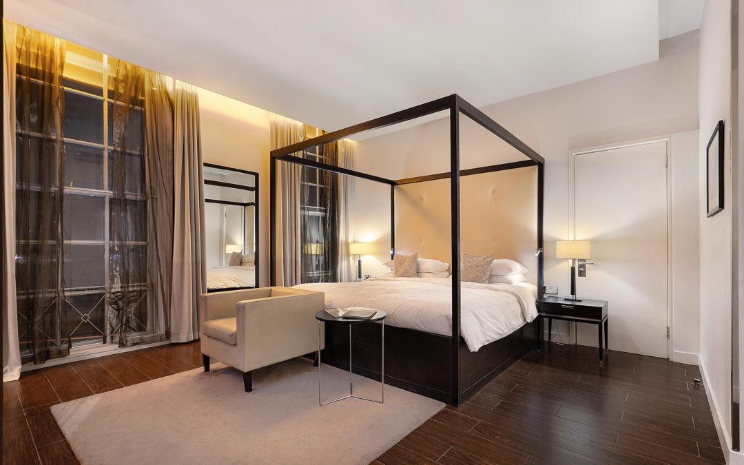 Marriott Grosvenor Square, Executive Suite review