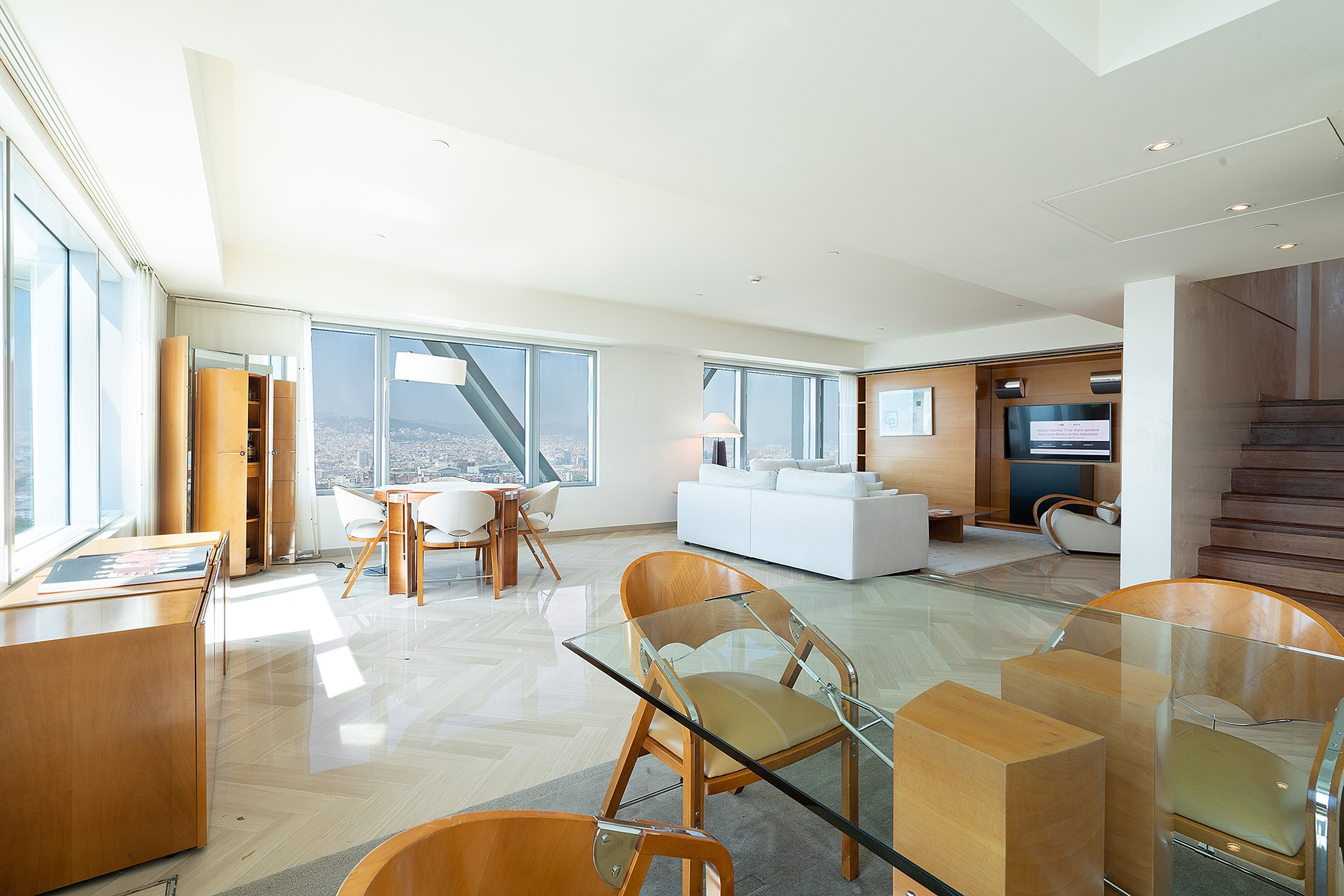 Penthouse Arts hotel Barcelona