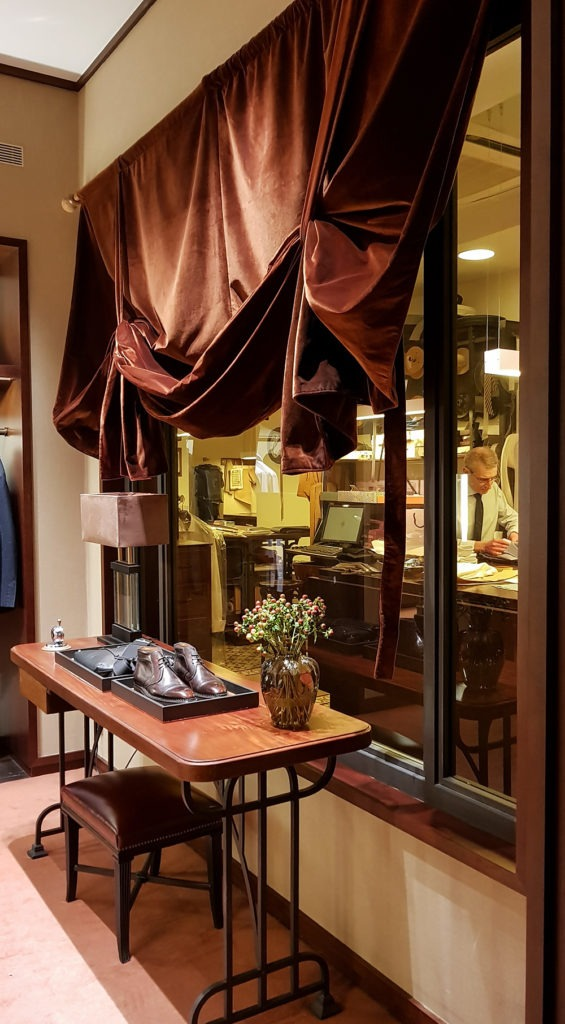 Tailor in Santa Eulalia Barcelona
