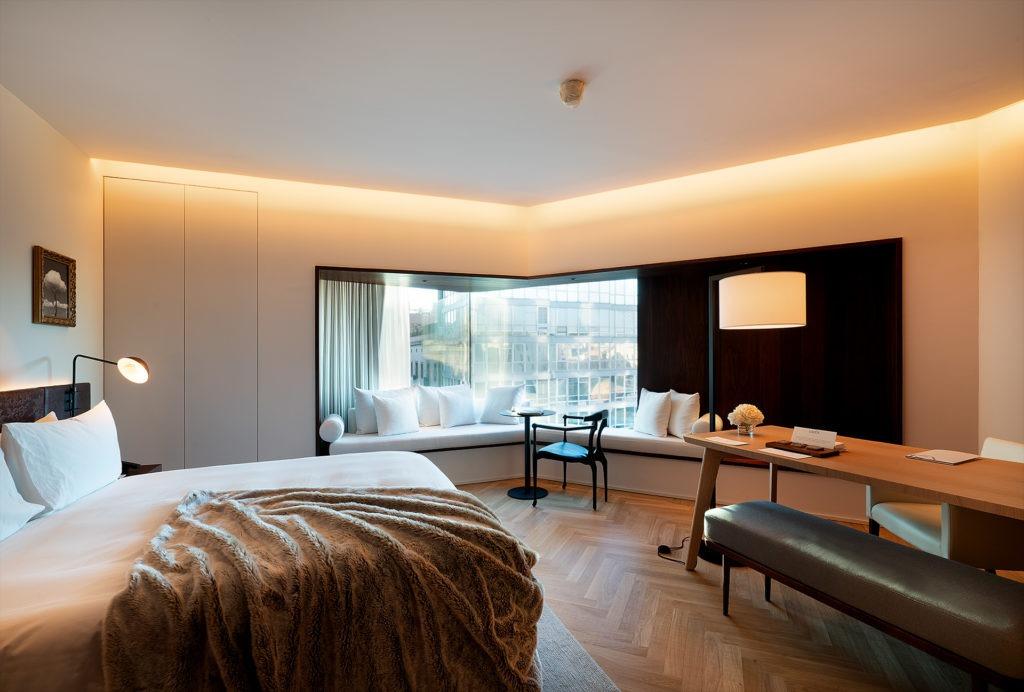 BARCELONA EDITION hotel LOFT SUITE