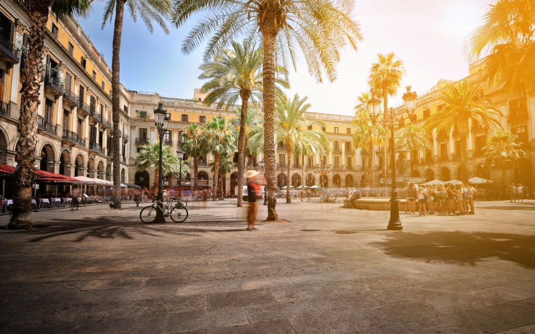 City guide – relaxing and shopping in Barcelona!