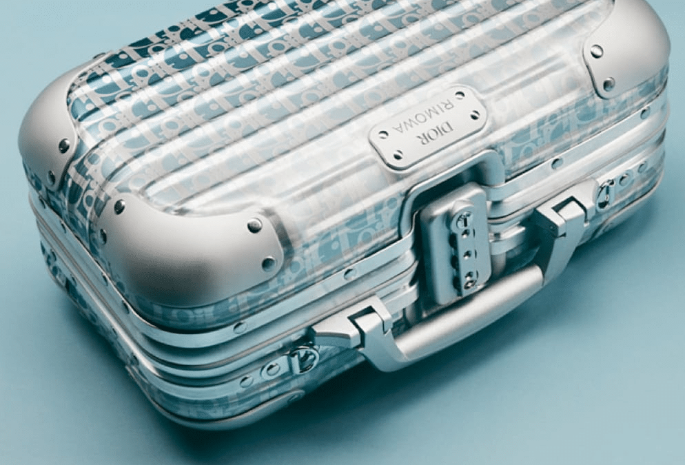 Introducing the Dior/Rimowa capsule collection!
