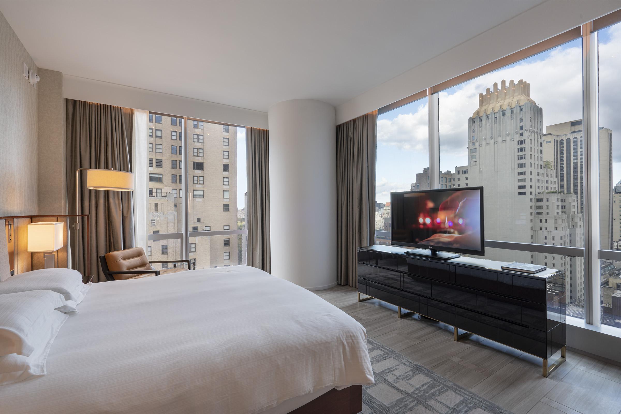 1 bedroom City View Suite, Park Hyatt New York