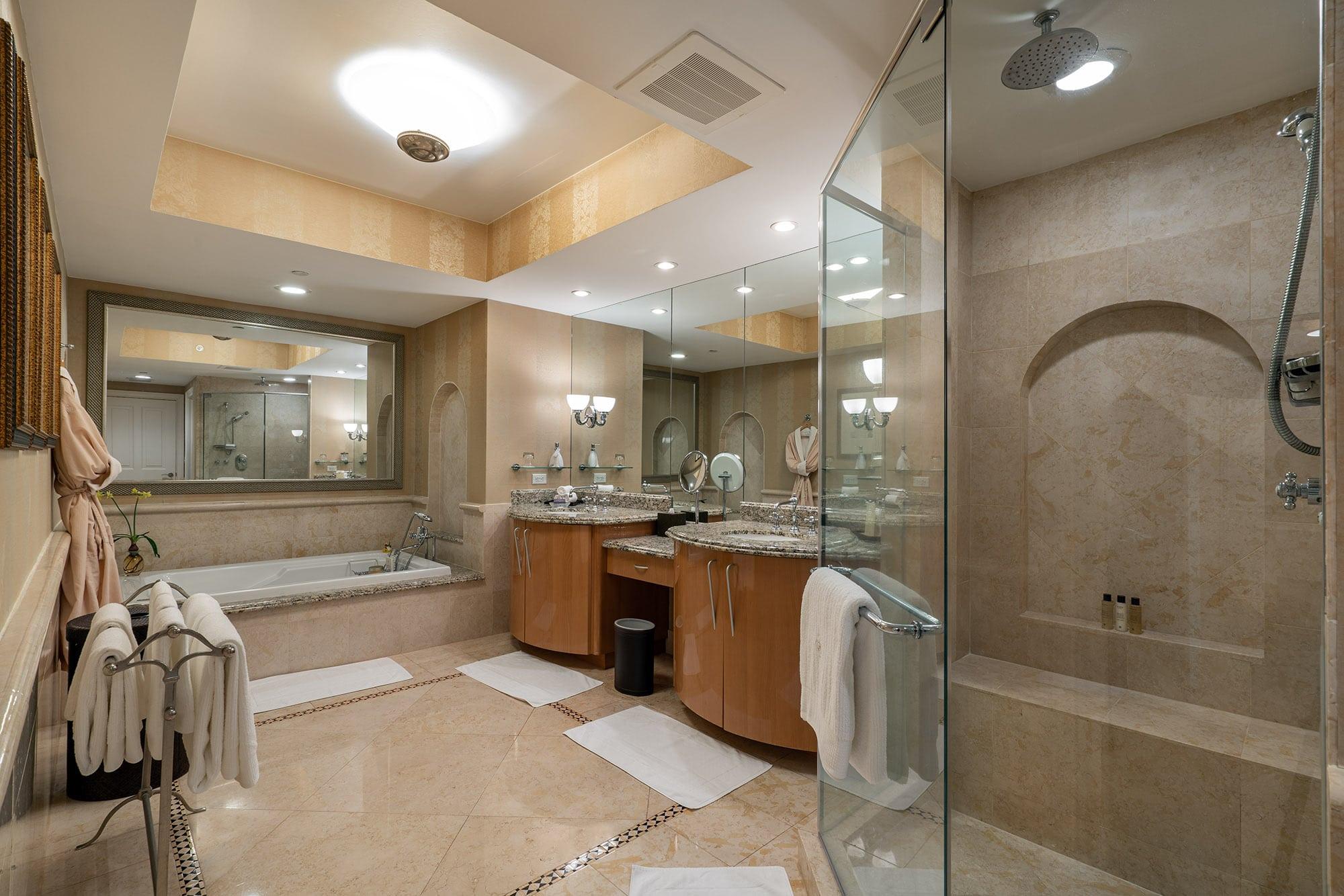 Acqualina Miami bathroom