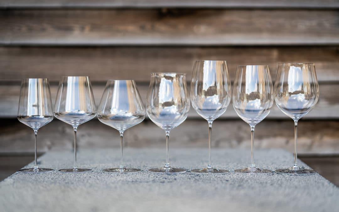 World's best wine glass