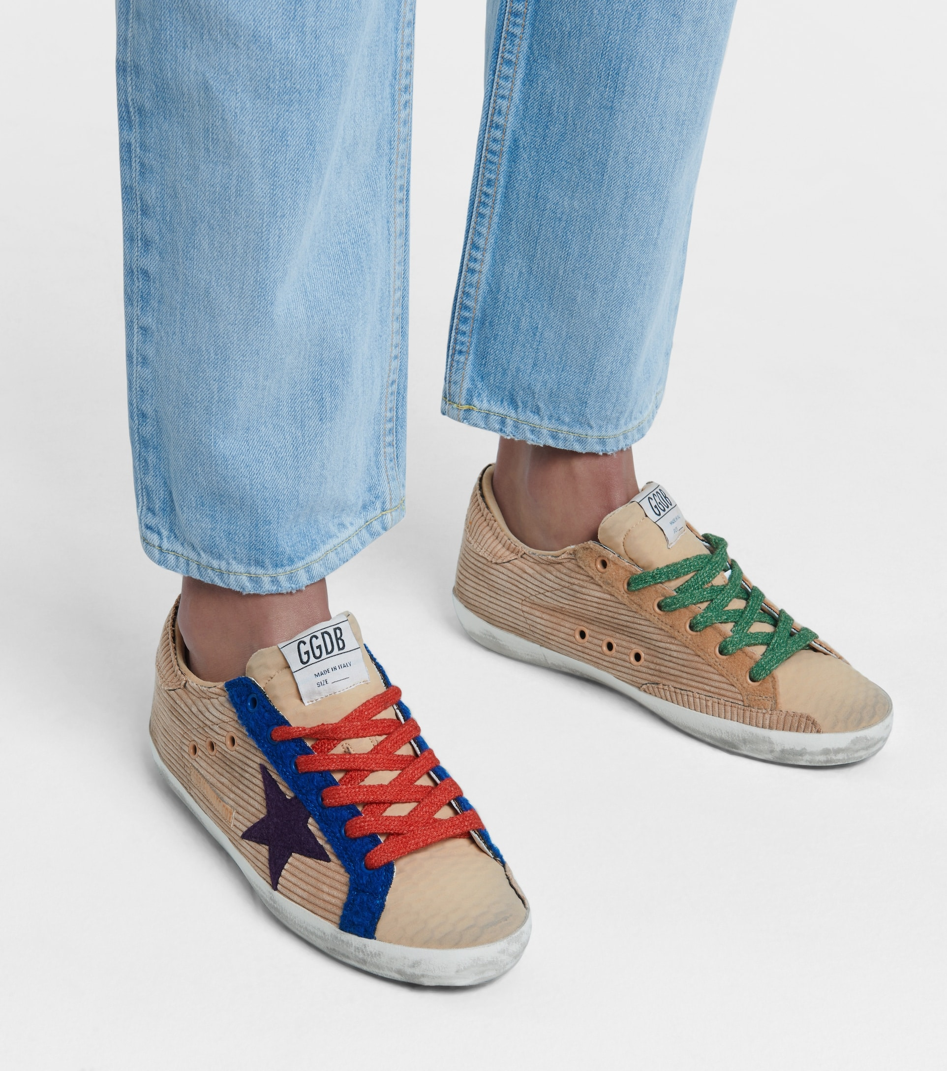 Golden goose limited edition sneakers