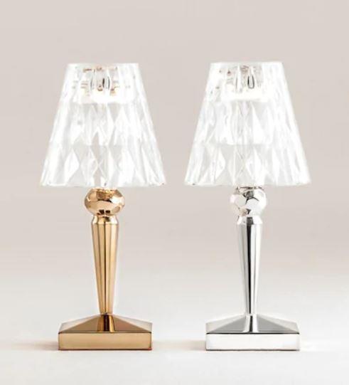 Kartell lamps