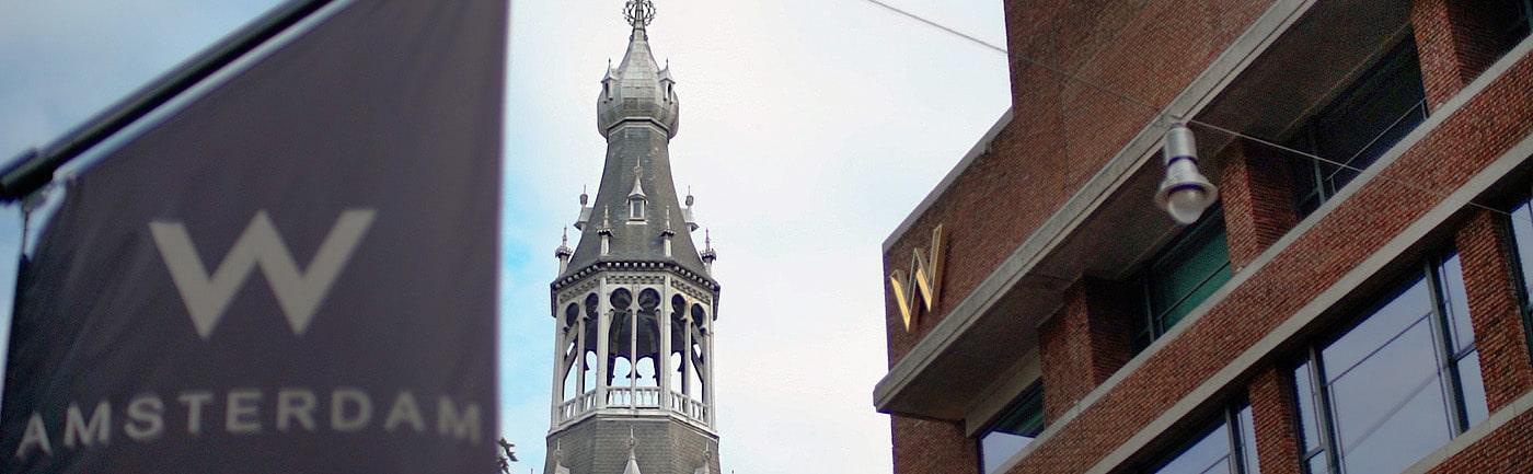 W Amsterdam hotel
