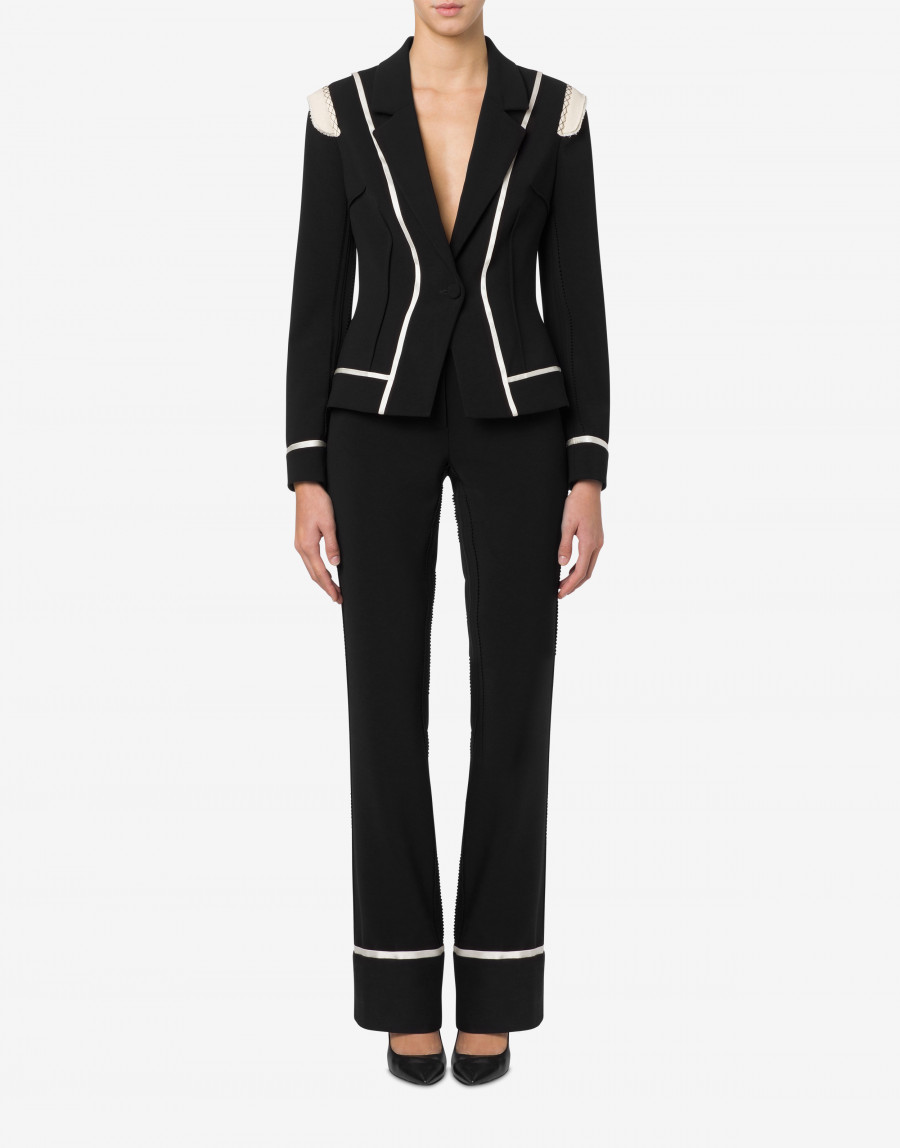 Moschino woman suit