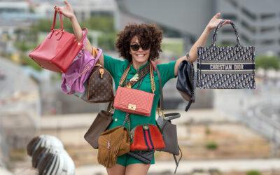 My 5 favorite luxury bag brands!